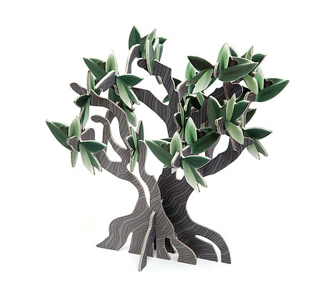 THE TREE OF LIFE 3D PUZZLE