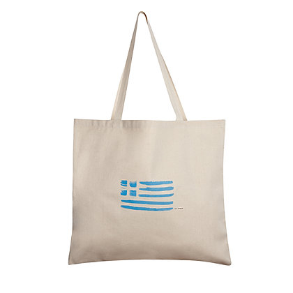 FLAG BEACH BAG