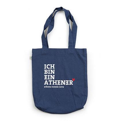 ICH BIN EIN ATHENER BAG