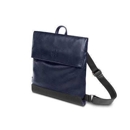 MOLESKINE CLASSIC FOLDOVER BACKPACK - BLUE