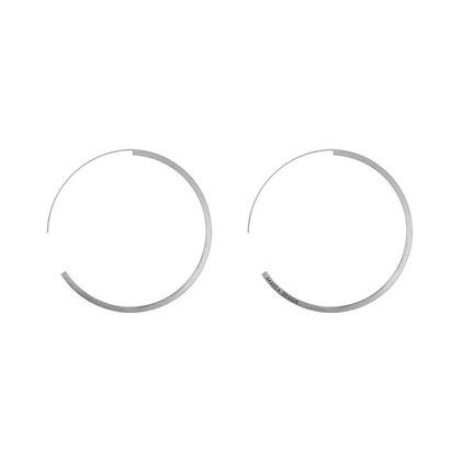 ROUND THINNER EARRINGS