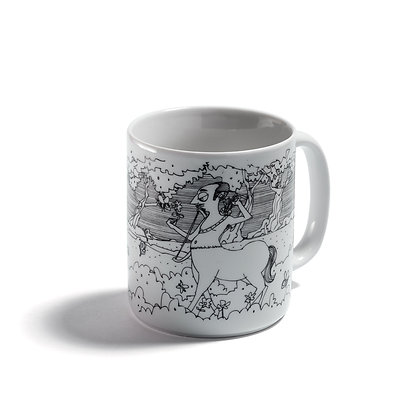 CENTAURS LIGHT HUNTING MUG