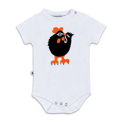 CHICKEN BABY-GROW