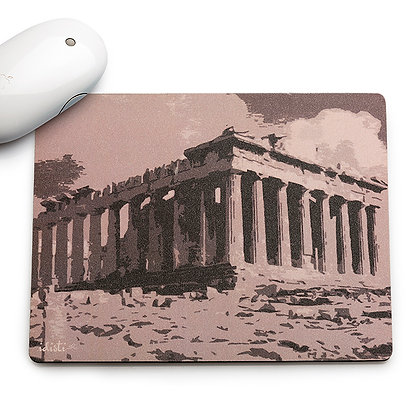 ATHENS MONUMENT MOUSEPAD