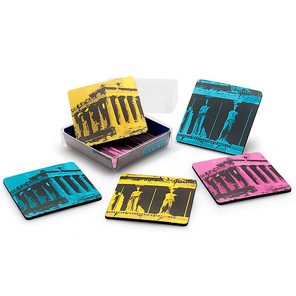 ATHENS MONUMENTS COASTERS