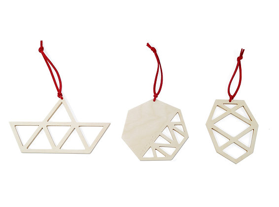 HEPTAGON ORNAMENTS