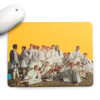 TRADITIONAL COSTUMES MOUSEPAD I
