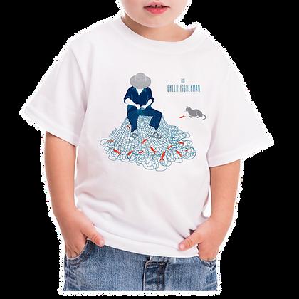 T-GREEKS FISHERMAN KIDS T-SHIRT