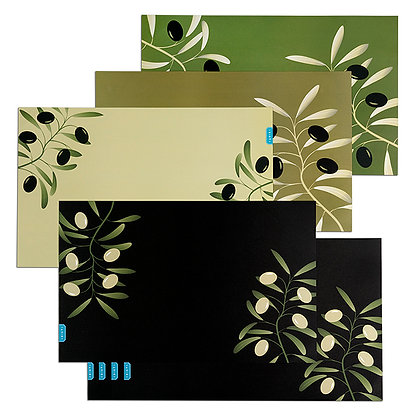 THE OLIVE TREE PAPER PLACE MATS