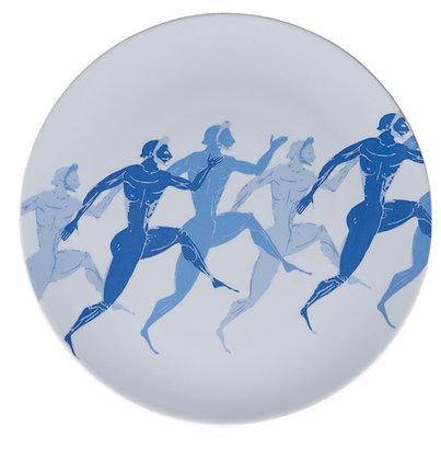 OLYMPIC RUNNERS I DINNER PLATE