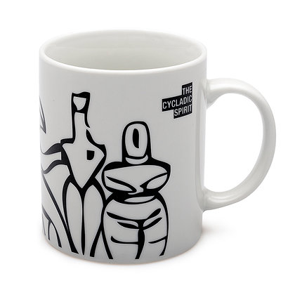 THE CYCLADIC SPIRIT  MUG