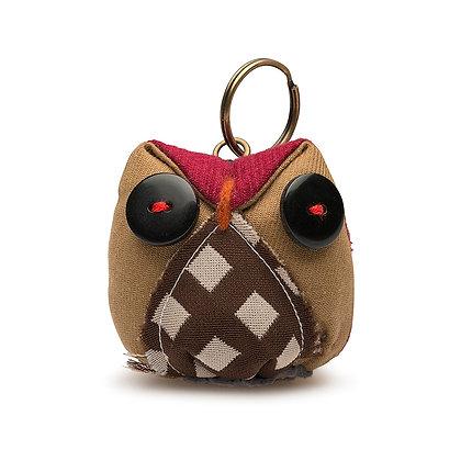THE OWL KEY RING