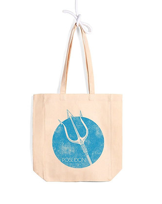 POSEIDON SHOPPING BAG