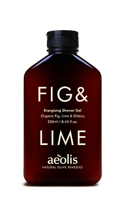 ORGANIC FIG & LIME SHOWER GEL