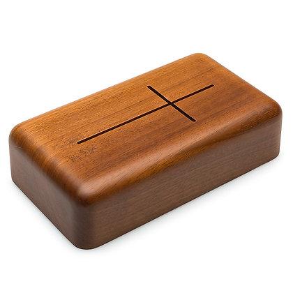 VANITY FAITH TISSUE BOX