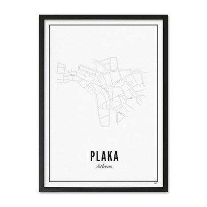 ATHENS PLAKA PRINT