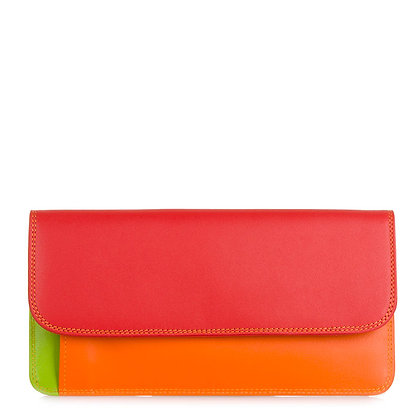 MYWALIT SIMPLE FLAPOVER PURSE / WALLET