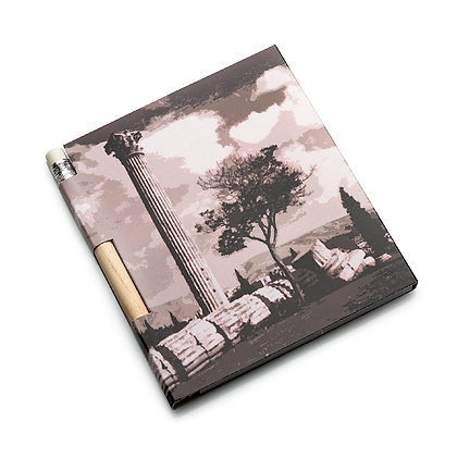 ATHENS MONUMENTS NOTEBOOK