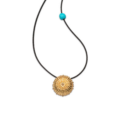 OKIKIKI URCHIN NECKLACE