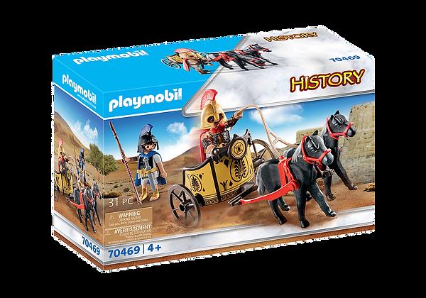 PLAYMOBIL ACHILLES & PATROCLUS