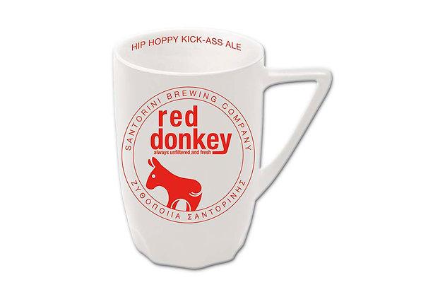 RED DONKEY MUG