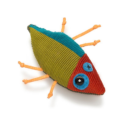 MULTICOLOUR BUG PIN