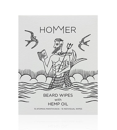 BEARD WIPES