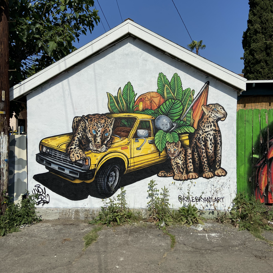 Family Matters Mural