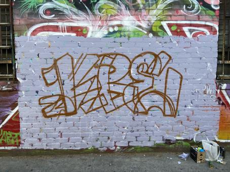 Graffiti time!!