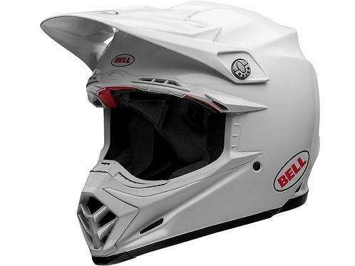 BELL Moto-9 Flex - Solid White
