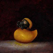 Covid Ducky