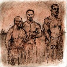 Three Men Study
