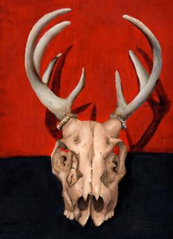 Grant Kearney Deer Skull .jpeg
