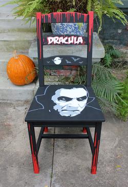 dracula chair