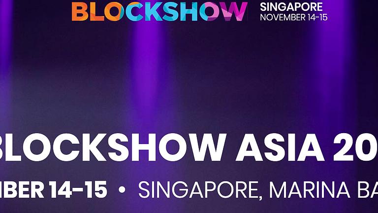 BLOCKSHOW ASIA 2019