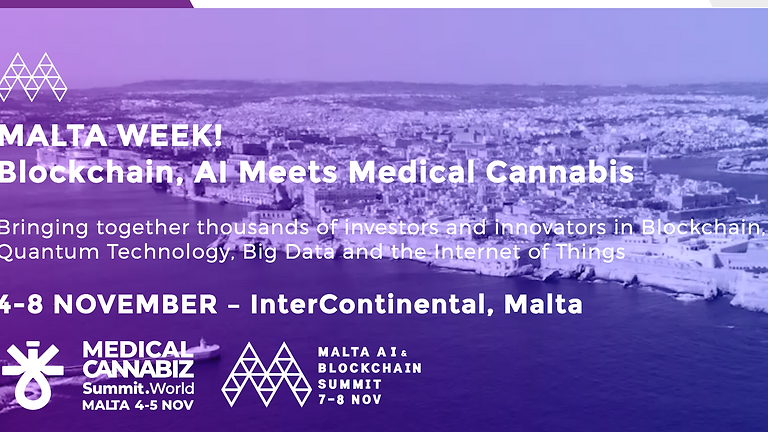 Malta Blockchain and AI Summit