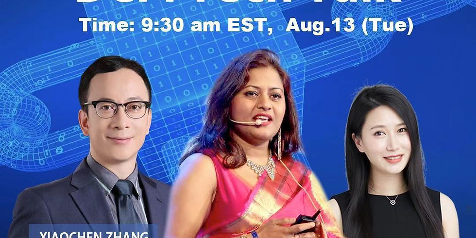 DeFi Tech Talk: Implications of DeFi in Capital Markets