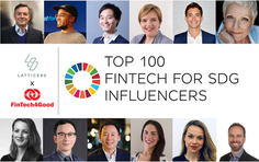 LATTICE80 x FinTech4Good – Top 100 Fintech for SDG Influencers