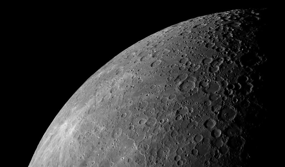 Southern Lunar Region