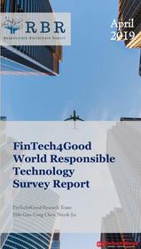 FinTech4Good World Responsible Technology Survey Report