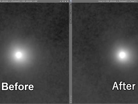 Reducing Bloated Stars and Star Halos In PixInsight
