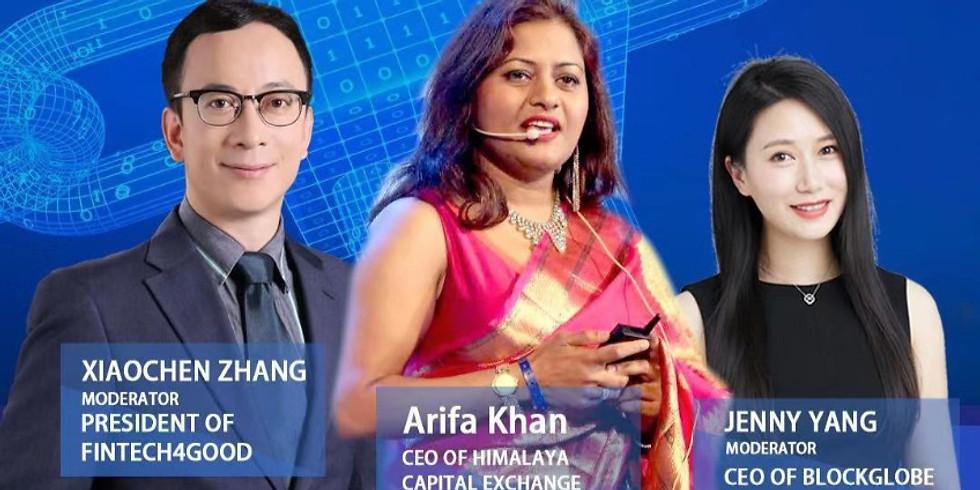 DeFi Tech Talk X - Himalaya Capital Exchange & DeFiner: Decentralized Finance Transforming Capital Markets