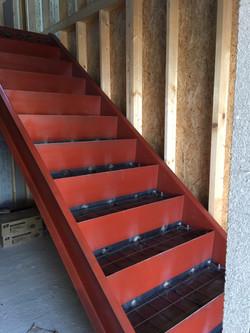 鋼製階段製作設置