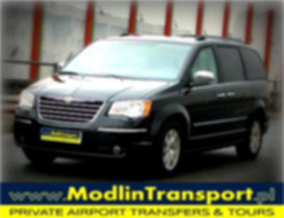 Warsaw Modlin Airport Taxi