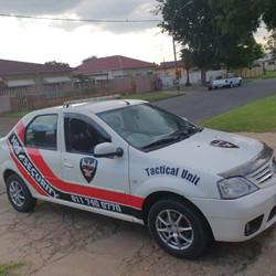 HPS Security Car