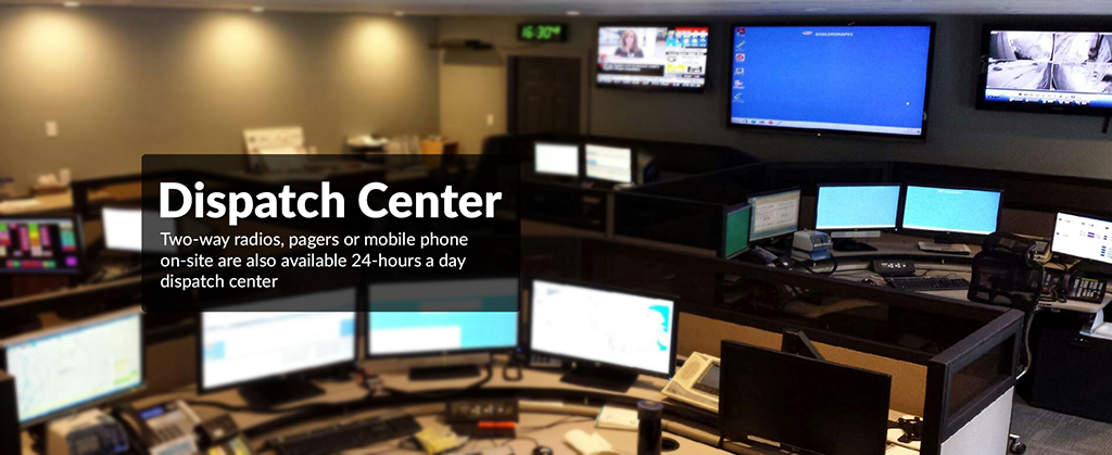 Dispatch-Center