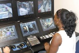 CCTV Control