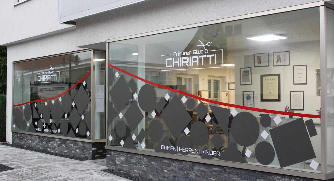 Werbetechnik_Friseursalon_Chiriatti_4