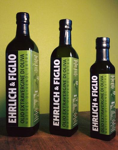 Flaschen Etiketten