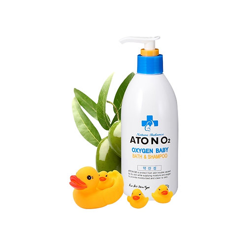 TONO2 OXYGEN Baby Bath & Shampoo